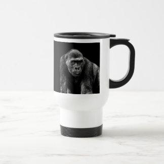 Foto del animal de la fauna del primate del mono taza