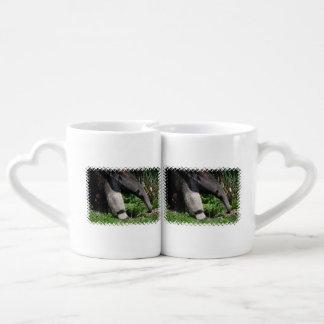 Foto del Anteater gigante Taza Para Enamorados