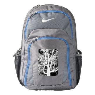Foto del árbol en la mochila de Nike