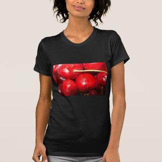 Foto del arte de las cerezas camisetas