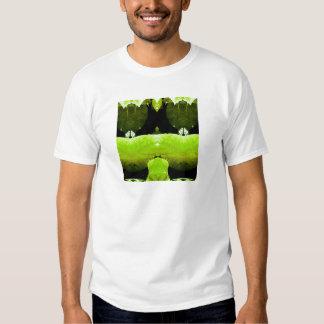 Foto del arte del altar de la hoja del verde de la camisas