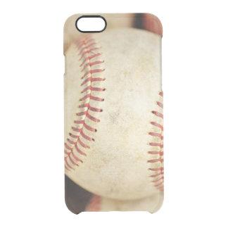 Foto del béisbol funda clearly™ deflector para iPhone 6 de uncommon