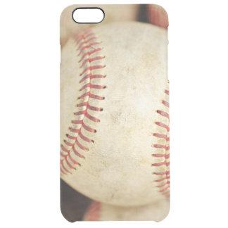 Foto del béisbol funda clearly™ deflector para iPhone 6 plus de unc