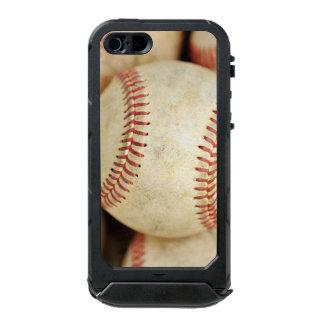 Foto del béisbol funda para iPhone 5 incipio ATLAS ID
