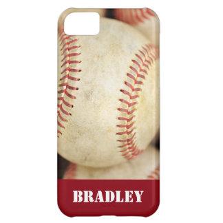 Foto del béisbol funda para iPhone 5C