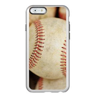 Foto del béisbol funda para iPhone 6 plus incipio feather shine