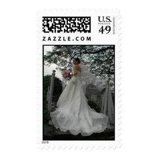 Foto del boda sello
