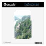 Foto del bosque en Alemania Calcomanía Para iPod Touch 4G