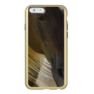 Foto del caballo del mustango funda para iPhone 6 plus incipio feather shine