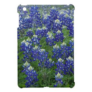 Foto del campo de los Bluebonnets de Tejas iPad Mini Carcasa