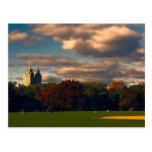 Foto del Central Park en New York City Tarjetas Postales