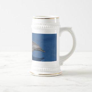 Foto del delfín jarra de cerveza