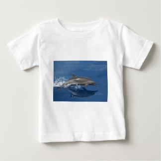 Foto del delfín playera para bebé