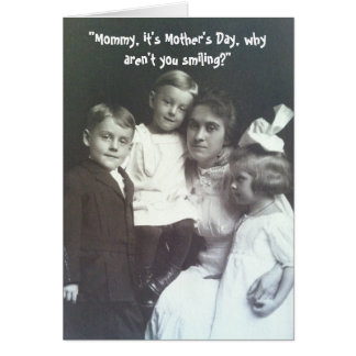 Foto del día de madre - vintage felicitaciones
