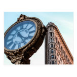 Foto del edificio de Flatiron de New York City Postales