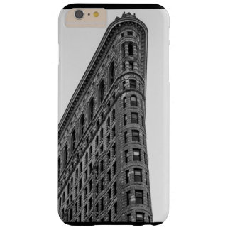 Foto del edificio de Flatiron en NYC Funda De iPhone 6 Plus Barely There
