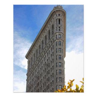 Foto del edificio de Flatiron en NYC