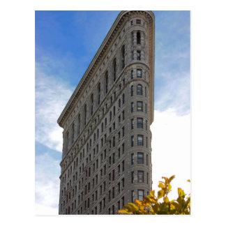 Foto del edificio de Flatiron en NYC Postal