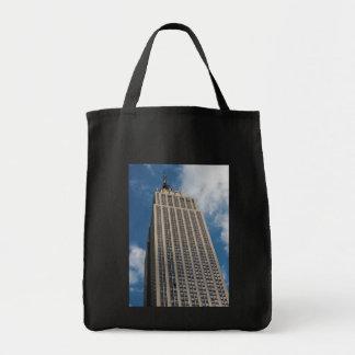 Foto del Empire State Building de New York City Bolsas