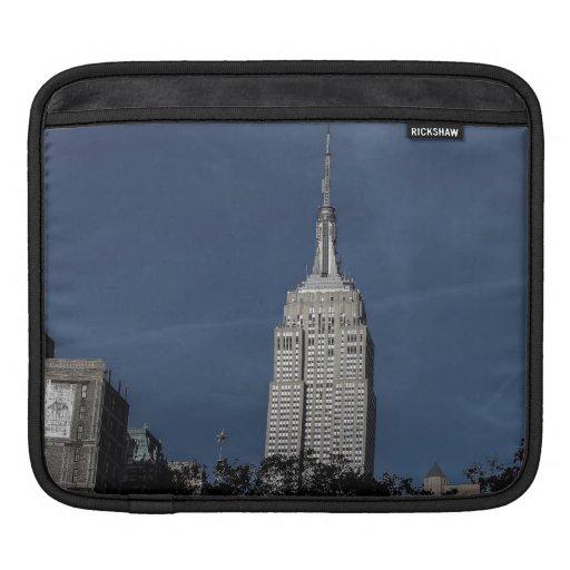 Foto del Empire State Building de New York City Fundas Para iPads