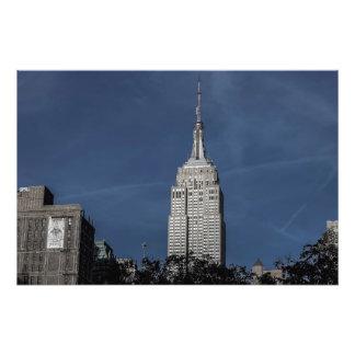 Foto del Empire State Building de New York City