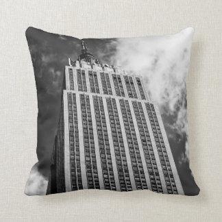 Foto del Empire State Building New York City Cojin