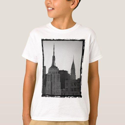 Foto del Empire State Building Playera