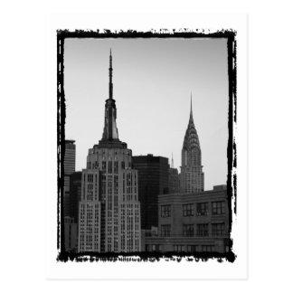 Foto del Empire State Building Postal