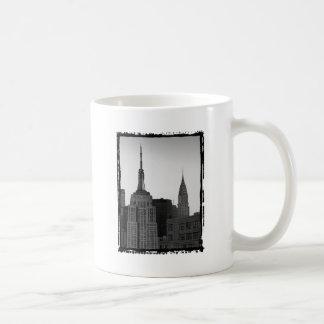 Foto del Empire State Building Tazas De Café