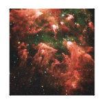 Foto del espacio de la nebulosa de Carina Lona Envuelta Para Galerias