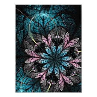 Foto del fractal: Flor III