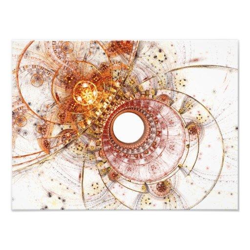 Foto del fractal: Temperamento ardiente