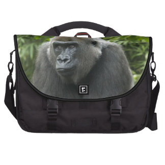 Foto del gorila bolsas de ordenador