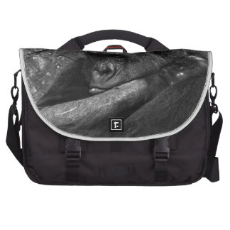 Foto del gorila bolsas de portátil