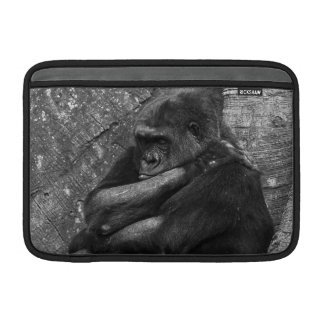 Foto del gorila fundas macbook air