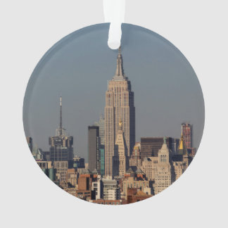 Foto del horizonte de New York City con el estado