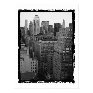 Foto del horizonte de NYC Postales
