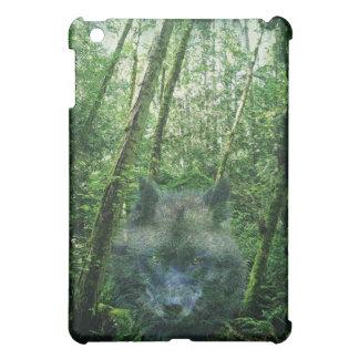 Foto del lobo gris y colección de arte