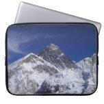 Foto del monte Everest Fundas Portátiles
