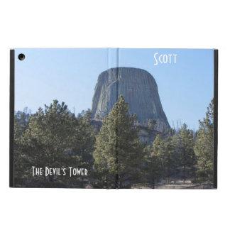 Foto del monumento nacional de la torre del diablo