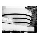 Foto del museo de Guggenheim en New York City Postales