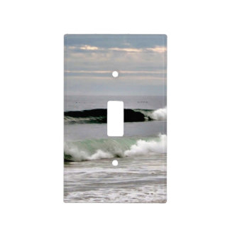 Foto del océano tapas para interruptores
