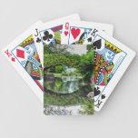 Foto del paisaje del Central Park Baraja Cartas De Poker