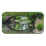 Foto del paisaje del Central Park iPhone 4 Fundas