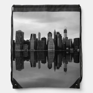 Foto del paisaje del horizonte de New York City Mochilas