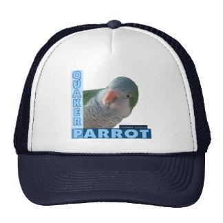 Foto del Parakeet del Quaker Gorra