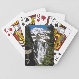 Foto del parque nacional del Monte Rainier Barajas De Cartas