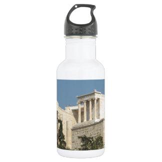 Foto del Parthenon del griego clásico de lejos