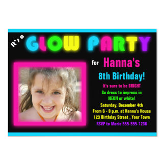 Foto del personalizado de la invitación del invitación 11,4 x 15,8 cm