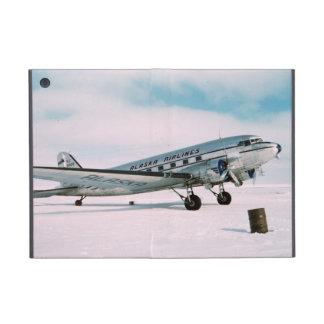 Foto del piloto del avión de aire del aeroplano de iPad mini coberturas